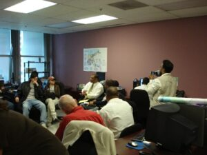 Second meeting with City of New Orleans staff coordinated by Pastor Camelia for on behalf of local NOLA pastors.